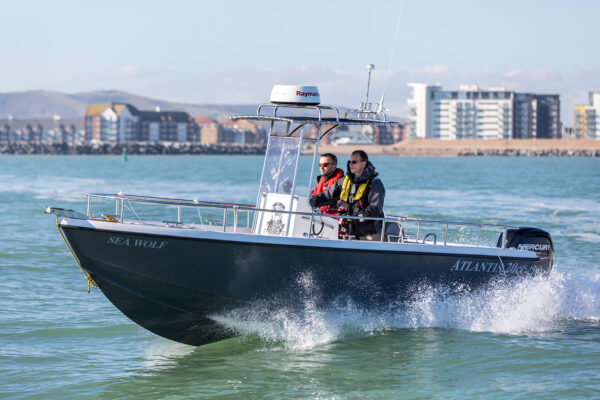 Powerboat Eastbourne