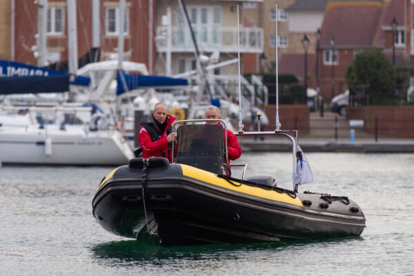 RIB Sovereign Harbour
